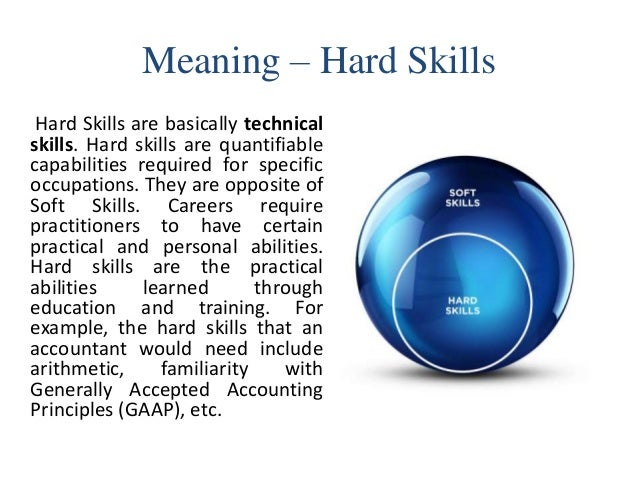 how to develop soft skills and technical skills