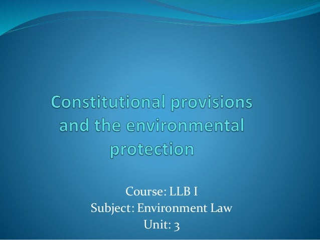 LLM Programs in Constitutional Law - United States