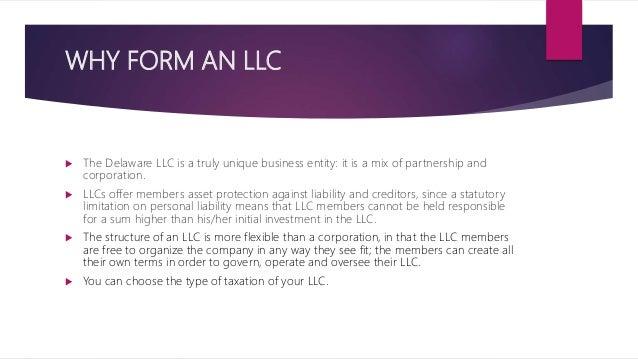 LLC in Delaware - Natalia Solomakhina