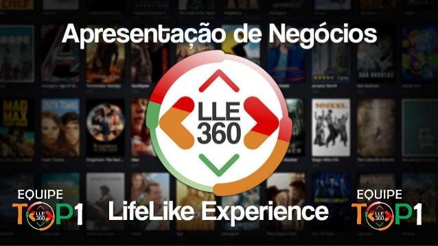 LifeLike Experience O Futuro. Hoje! Serviço disponível 24 horas por dia, 7 dias da semana e 365 dias no ano! Totalmente pe...