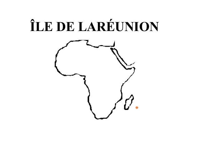 ÎLE DE LARÉUNION