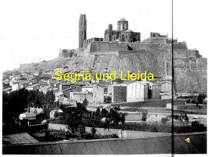 Segrià und Lleida