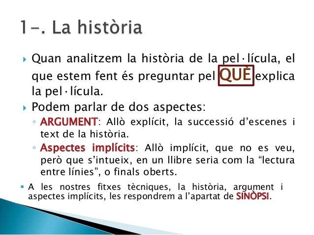 Llenguatge fílmic Slide 2