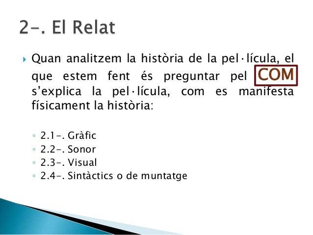 Llenguatge fílmic Slide 3