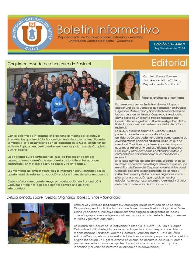 Coquimbo es sede de encuentro de Pastoral  Universitaria  Con el objetivo de intercambiar experiencias y conocer los nuevo...