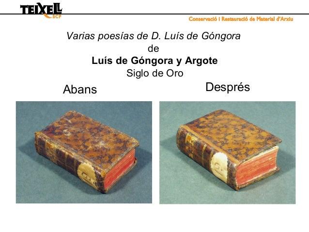 Varias poesías de D. Luís de Góngora                  de     Luís de Góngora y Argote             Siglo de OroAbans       ...