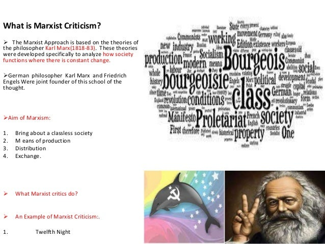 """hamlet marxist criticism Adams 1 carson adams mrs richards ap literature and composition october 7, 2012 hamlet and marxism """"a [marxist] critical viewpoint might serve to argue that hamlet is at least partly about hamlet's own sudden separation from and realization of the ideological faults of the political structure ."""