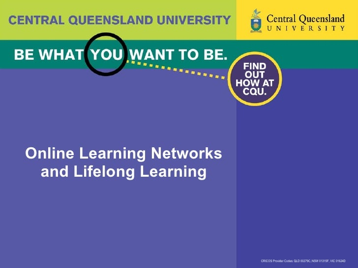 Online Learning Networks and Lifelong Learning