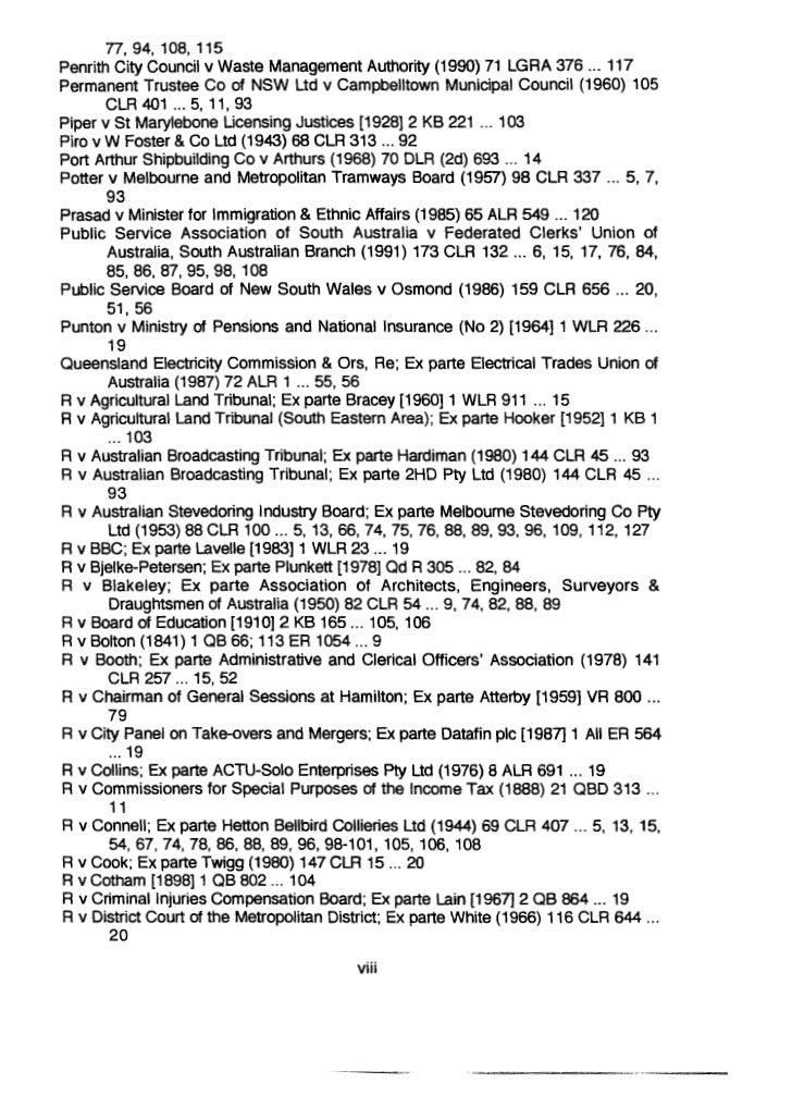 jurisdictional error essay help
