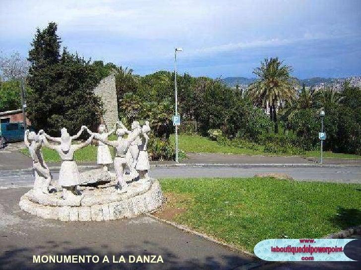 MONUMENTO A LA DANZA