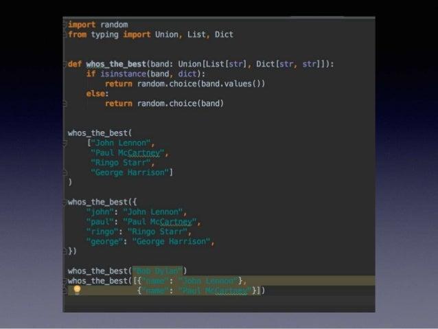 他Python3.5 • async (async def, async for…), await構文 • 行列計算演算子 @