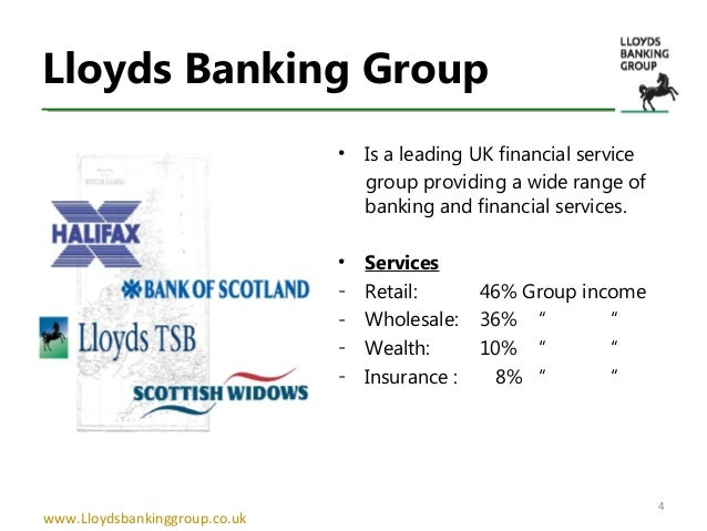 lloyds banking group theoretical approach