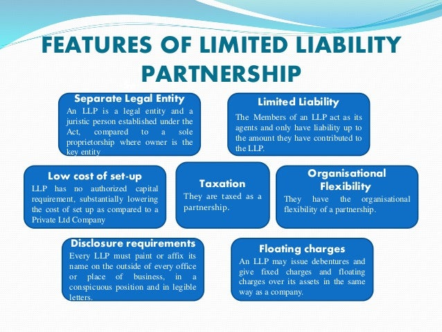 explain the roles of limited liability partnerships and corporations A limited liability limited partnership is a limited partnership that chooses to become an lllp by including a statement to that effect in its certificate of limited partnership this type of business structure may shield general partners from liability for obligations of the lllp.