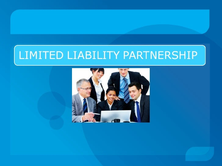limited liability partenership What is 'limited partnership - lp' a limited partnership (lp) exists when two or more partners unite to jointly conduct a business in which one or more of the.