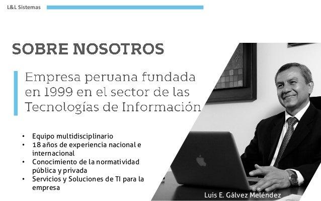 SIGA El Gestor - Sistema Integrado para el Sector Público Slide 2