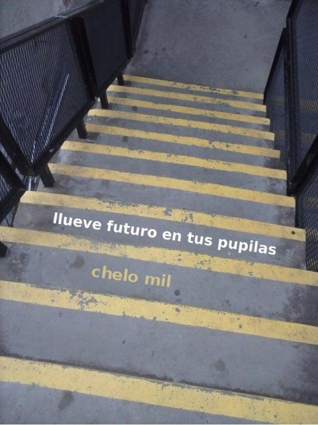 llueve futuro en tus pupilasChelo MilISBN 978-987-28308-1-6