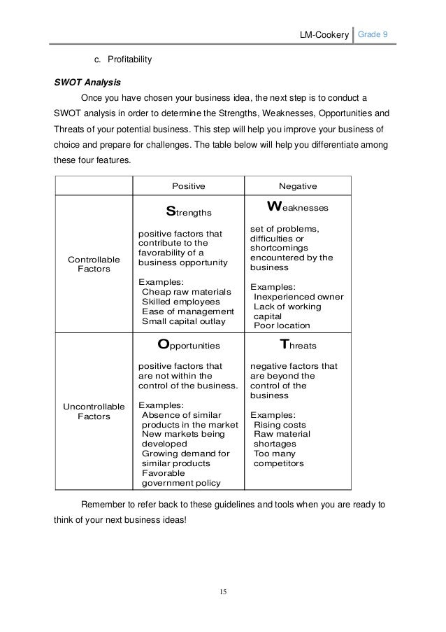 swot analysis rubric Stakeholder analysis grading rubric  swot analysis of the identified some of the organization's strengths, weaknesses, opportunities, and threats.