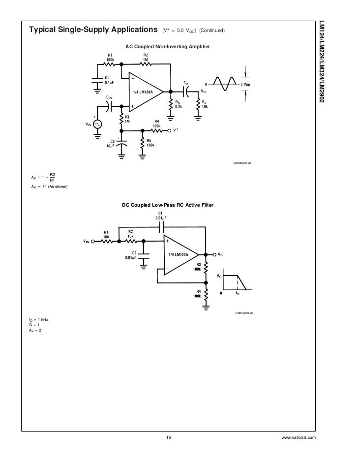 lm324 LM324 Schematic 15