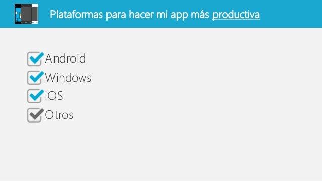 ¿Va a afectar a la productividad el rendimiento? Es un Juego Consume una API Usa algunas características del sistema Es un...