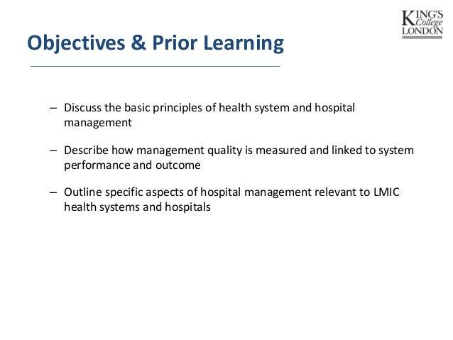Hospital management and service improvement presentation ...