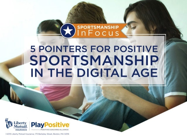 5 Pointers for Positive Sportsmanship in the Digital Age for USA Water Polo