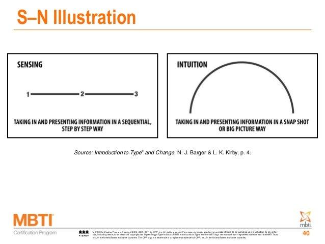 Sensing (S) vs. Intuition (N) Image courtesy of foto76/ FreeDigitalPhotos.net
