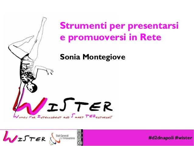 #d2dnapoli #wister Foto di relax design, Flickr Strumenti per presentarsi e promuoversi in Rete Sonia Montegiove