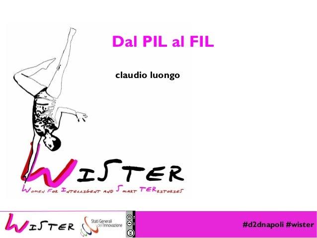 #d2dnapoli #wister Foto di relax design, Flickr Dal PIL al FIL claudio luongo