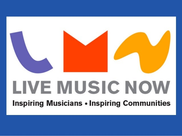 Live Music Now was founded by Yehudi Menuhin and  Founder Chairman Ian Stouzker, with the inspiration  that by embracing t...