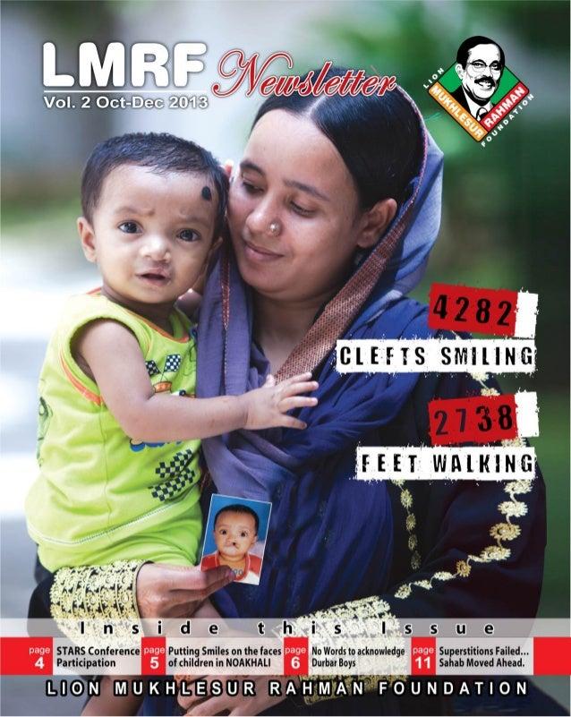 LMRF newsletter 2