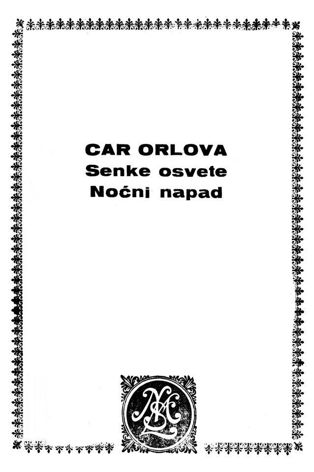 LMS 123 - Zagor - Car orlova Slide 2