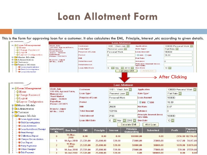Loan Management System