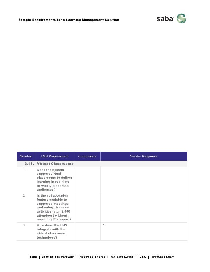 LMS Template RFP march11,2011