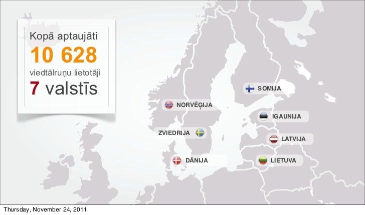 Kopā aptaujāti        10 628        viedtālruņu lietotāji        7 valstīs                                SOMIJA          ...