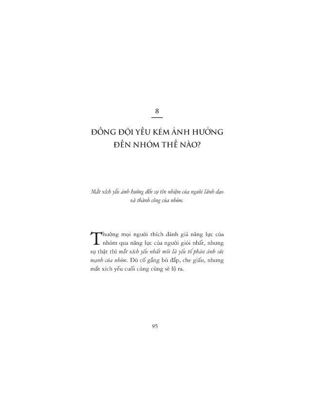 [Đọc thử] Làm việc nhóm 101
