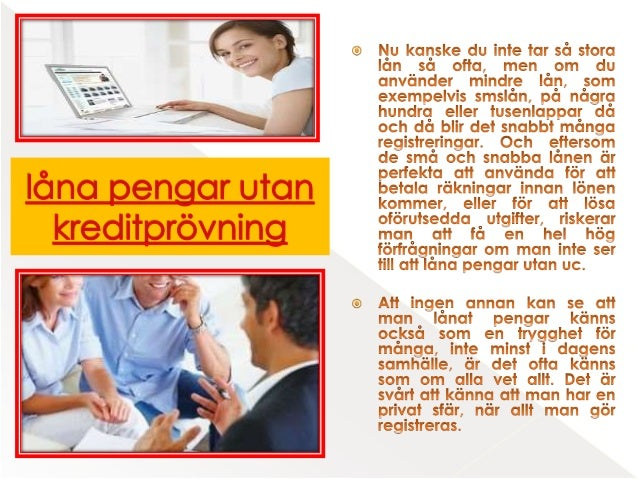 Kreditupplysning