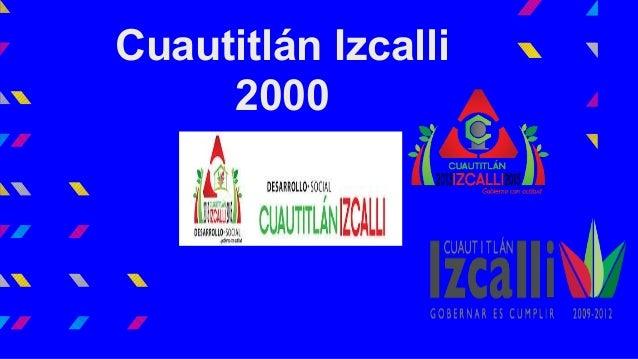 Cuautitlán Izcalli 2000
