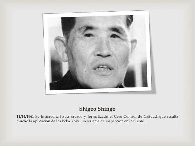 Taiichi OhnoTaiichi Ohno (1912-1990) fue el ingeniero que diseñó el sistema de producción just in time(JIT) En 1954 fue no...