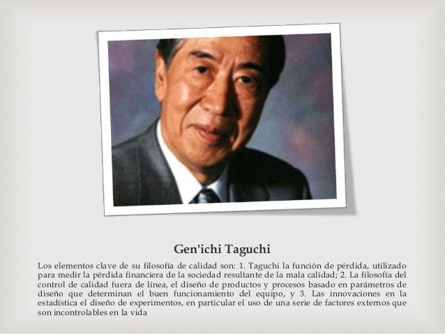 Masaaki Imai04/19/1986 Imai fundó el Instituto Kaizen, para ayudar a las compañías occidentales introducirconceptos kaizen...
