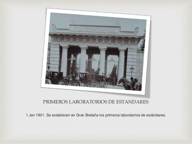 ASOCIACION DE INSPECCION TECNICA5 Jun 1920. Se funda en Inglaterra la Asociación de Inspección Técnica; posteriormente sec...
