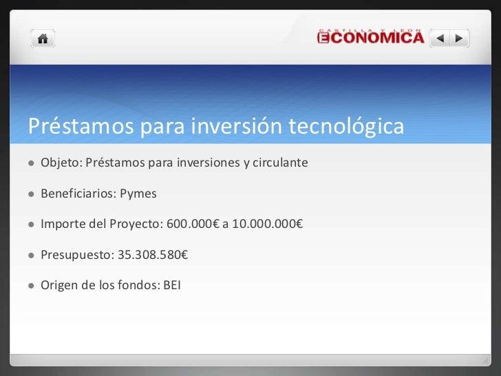 Líneas de ayudas de la junta de Castilla y León a empresas y autónomos2012 Slide 2