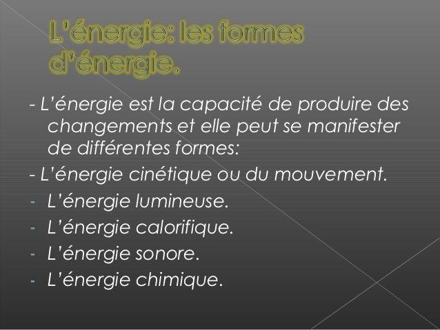 L'énergie autour de nous. belén lópez Slide 3