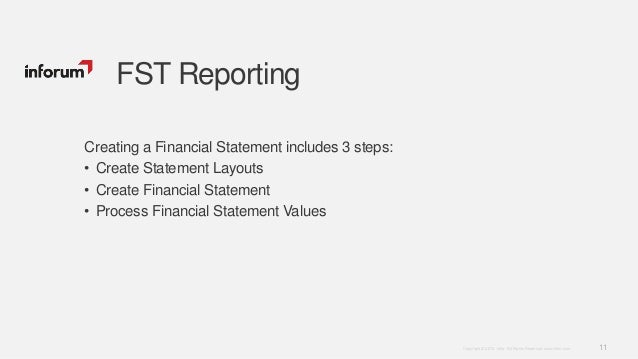 statement accounts 11