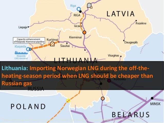 Global lng import export snapshot april 2017 65 lithuania importing norwegian lng gumiabroncs Choice Image