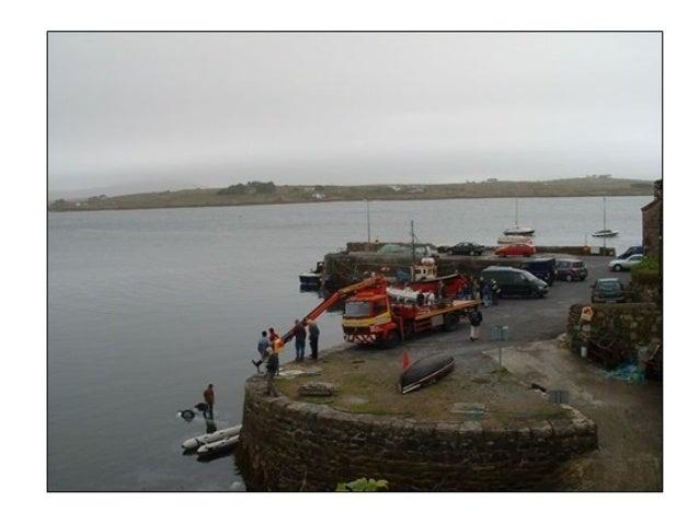 Accrochage au port