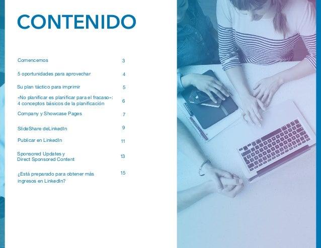 Plan Táctico de Marketing de Contenido de LinkedIn Slide 2