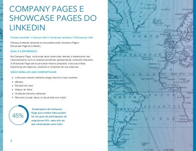 Plano tático de marketing de conteúdo no LinkedIn Slide 7