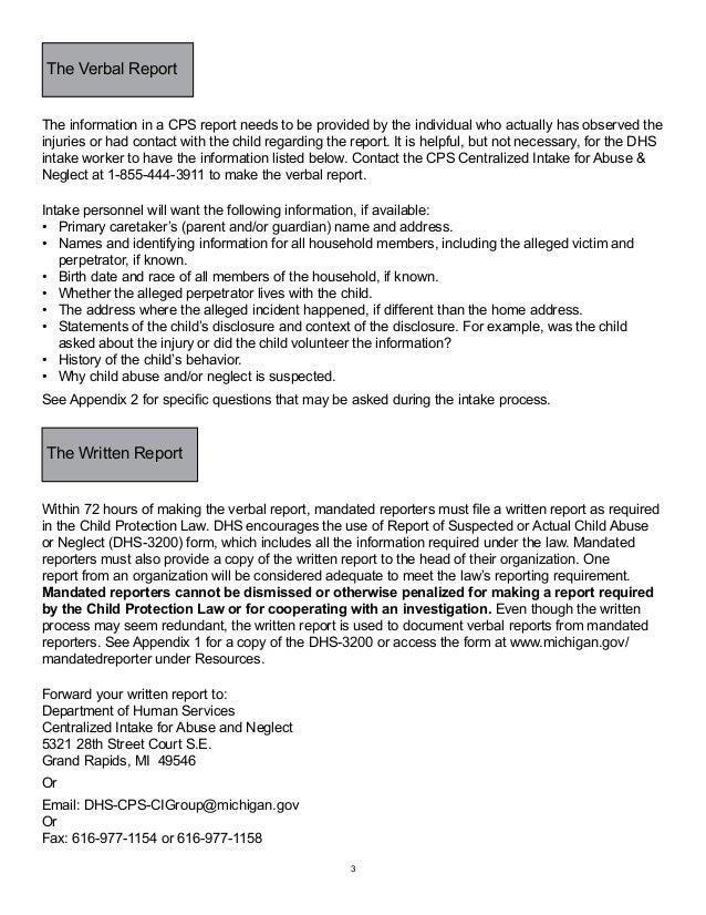 mandated reporting v1 - d2l.org