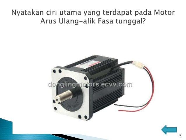 Lnp01 01 Prinsip Kendalian Motor Fasa Tunggal