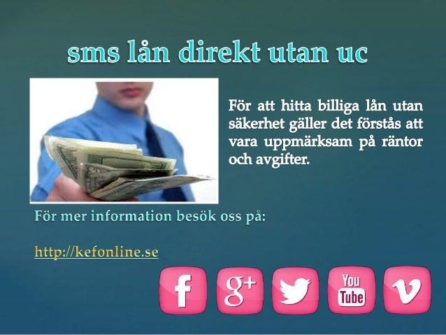 kreditupplysning på sig själv online